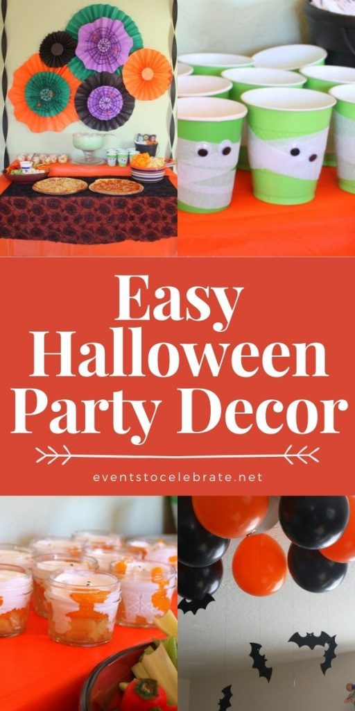 Halloween may be considered a fun, family holiday today, but its history is steeped in tradition and mystery. Easy Halloween Party Decorations