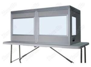 Tourgo Table-Top Interpretation Booth
