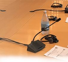 Wired Conference Microphone
