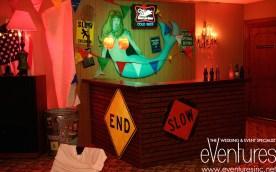 Animal House Themed Bar Mitzvah