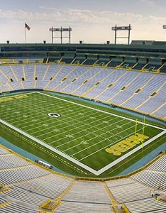 South endzone section also event usa packers tickets and game packages rh eventusa