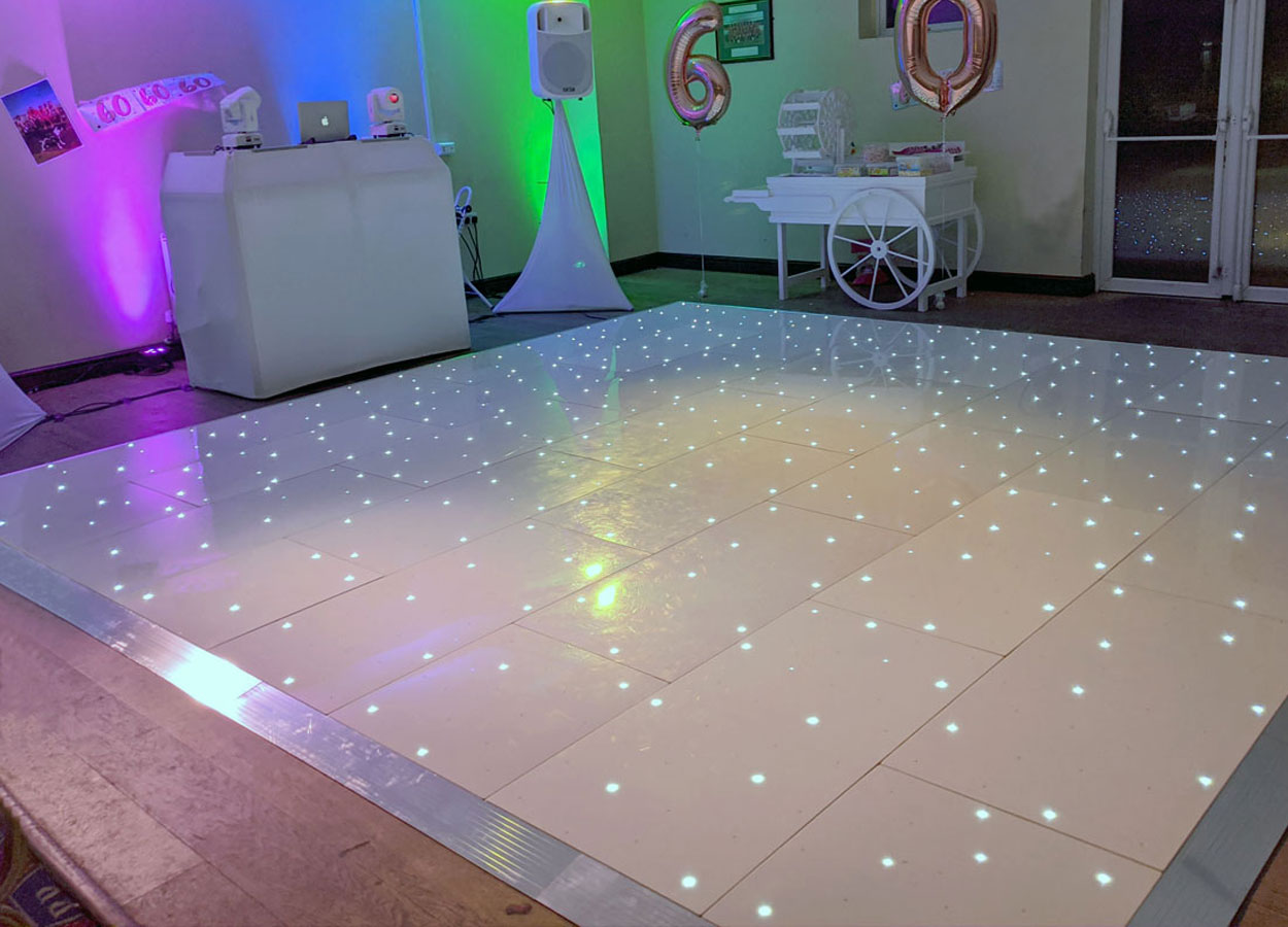 event vibes wedding dance floor
