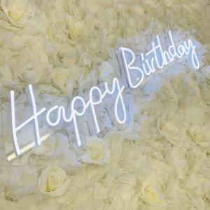 Happy Birthday Neon