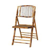Bamboo Folding Chair  EWS