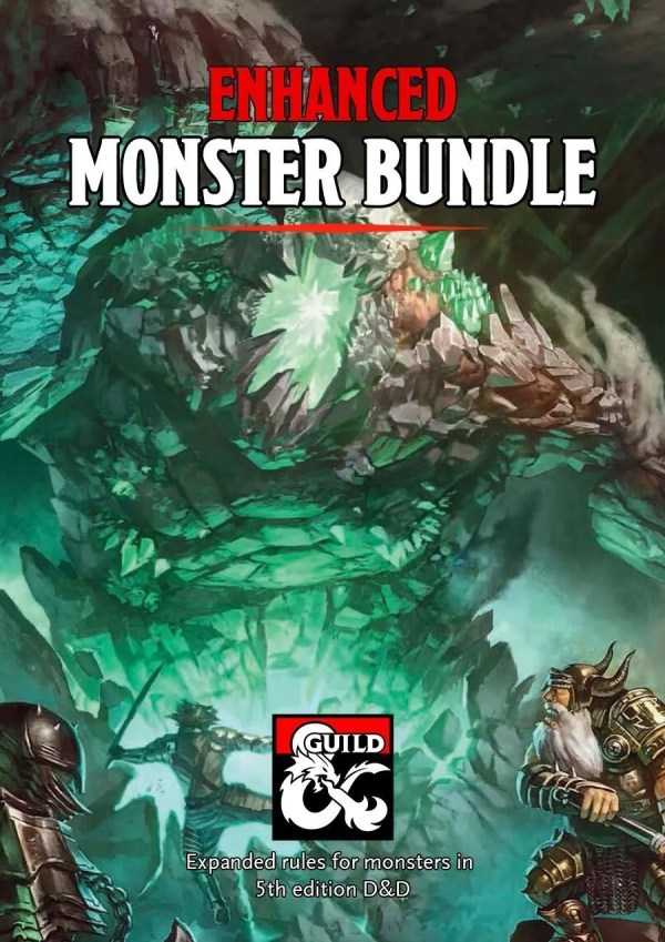 Enhanced Monster Manual
