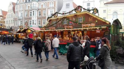 Juleboder Rostck Julemarked