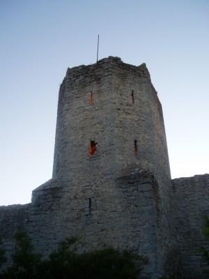 Da gamle vagttårne