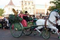 Tornerose i Paraden