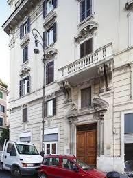 Hotel Tullia e Prisca Relais ligger lidt diskret oppe i en sidegade