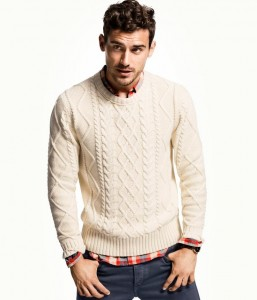 Pullover for man