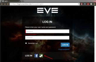 steam eve online login
