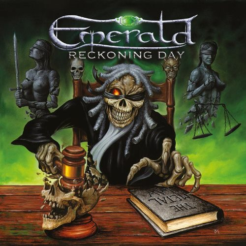 Reckoning Day Cover