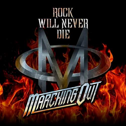Rock Will Never Die Cover