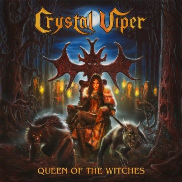 Queen Of The Witches Cover