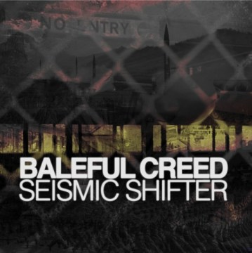 Baleful Creed Seismic Shifter Cover