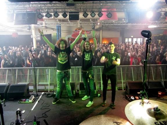 Callus At Hammerfest by Jennie Clarke