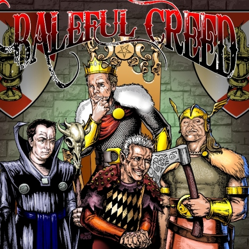 Baleful Creed Cover