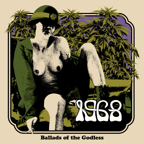 Ballads Of The Godless Cover