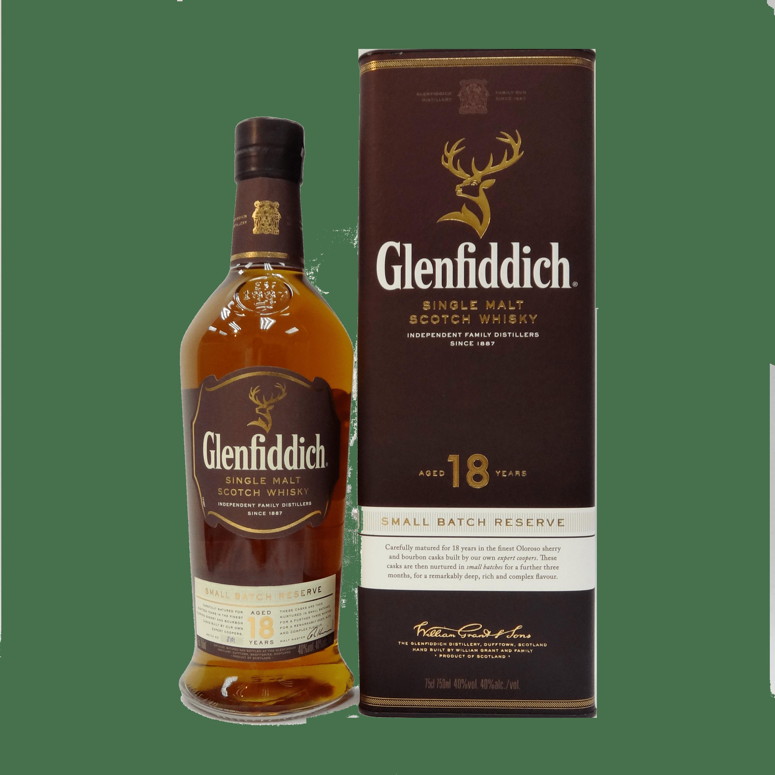 格蘭菲迪18年單一純麥威士忌 – Forever Whisky