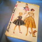 Sewing from a Vintage Pattern