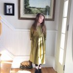 A Green Dress for Emma