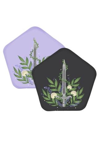 sword buttons voorkant