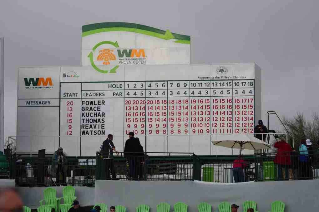Everardo Keeme Photography 2019 Waste Management Phoenix Open By The Numbers wmpophoto wmpo Waste Management Phoenix Open Phoenix Open Photographer Phoenix Open official photographer event photographer