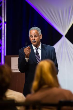 Stedman Graham speaks at AZSHRM Conference