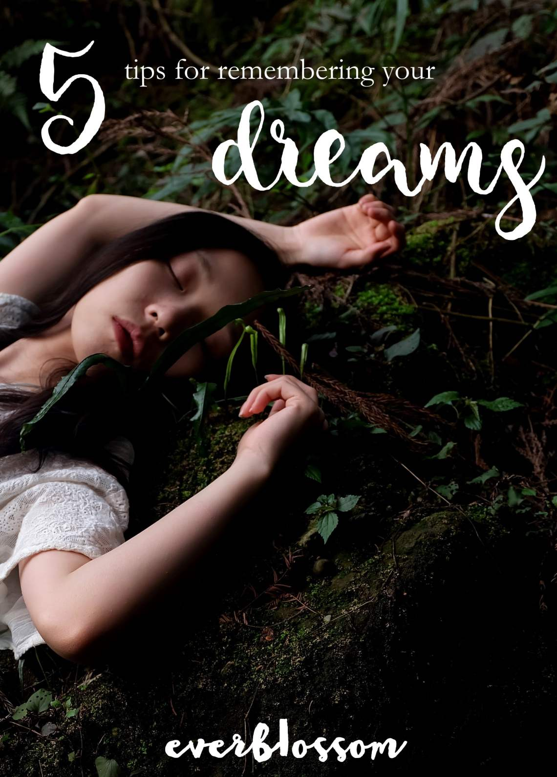 tips for remembering dreams