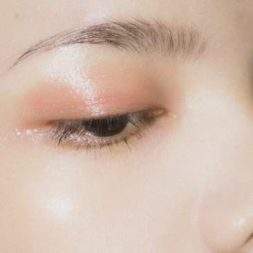 How to do glossy makeup