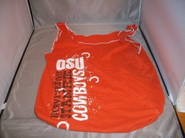 How to Add a Little Green to Your Holidays in Stillwater Reusable OSU T-shirt Bags