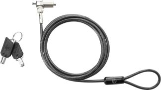 HP Inc. Essential Keyed Cable Lock 1,2 T0Y14AA