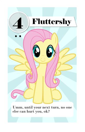 4 - Fluttershy