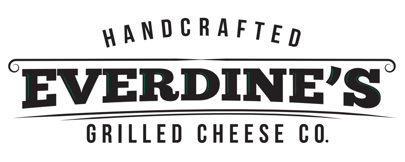 Everdine's Grilled Cheese Co. logo