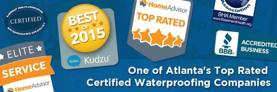 Basement waterproofing atlanta