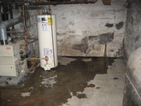 Leaky Basement in Anderson IN