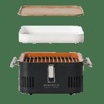 CUBE 便攜式炭焙燒烤爐