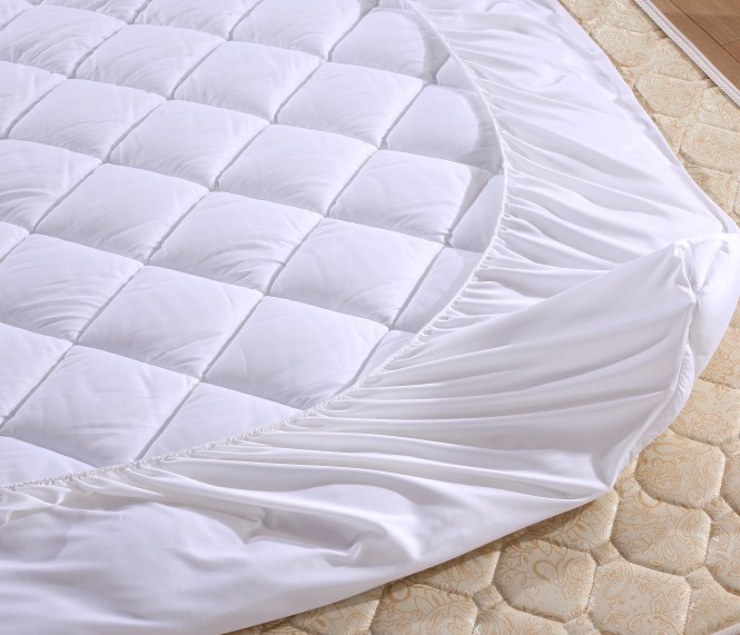 Extra Thick Mattress Pads King Size 78 X80 18 Depth 15 Oz Filling