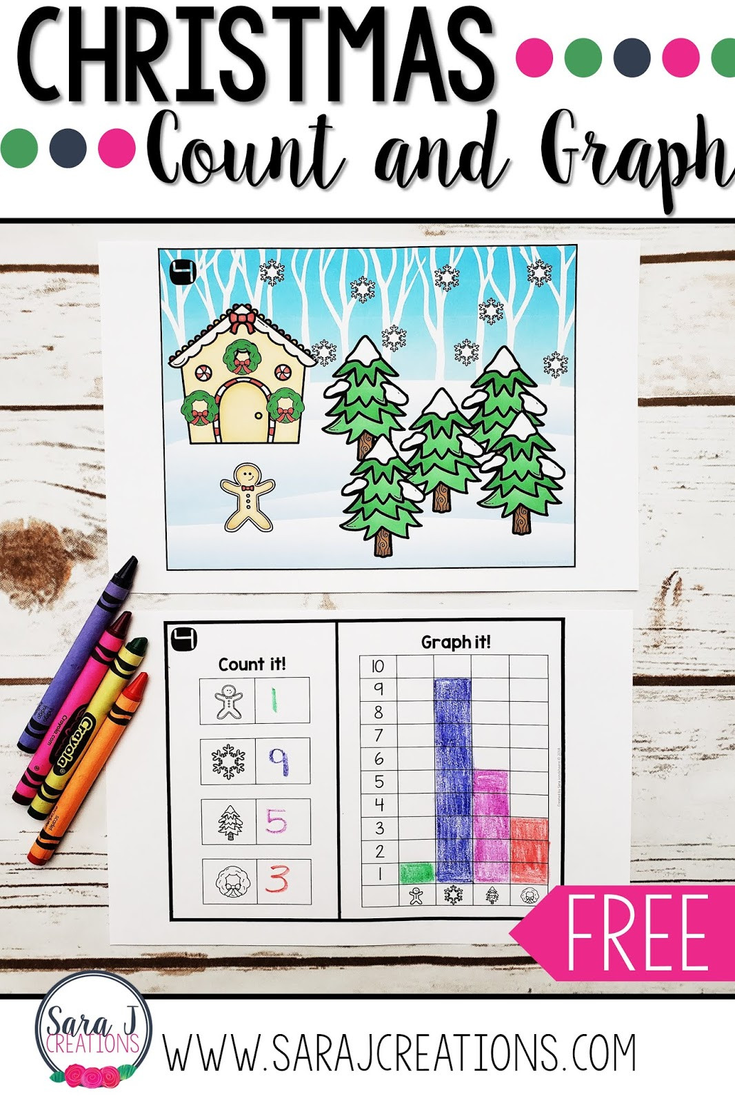 Kindergarten Bar Graph Worksheets