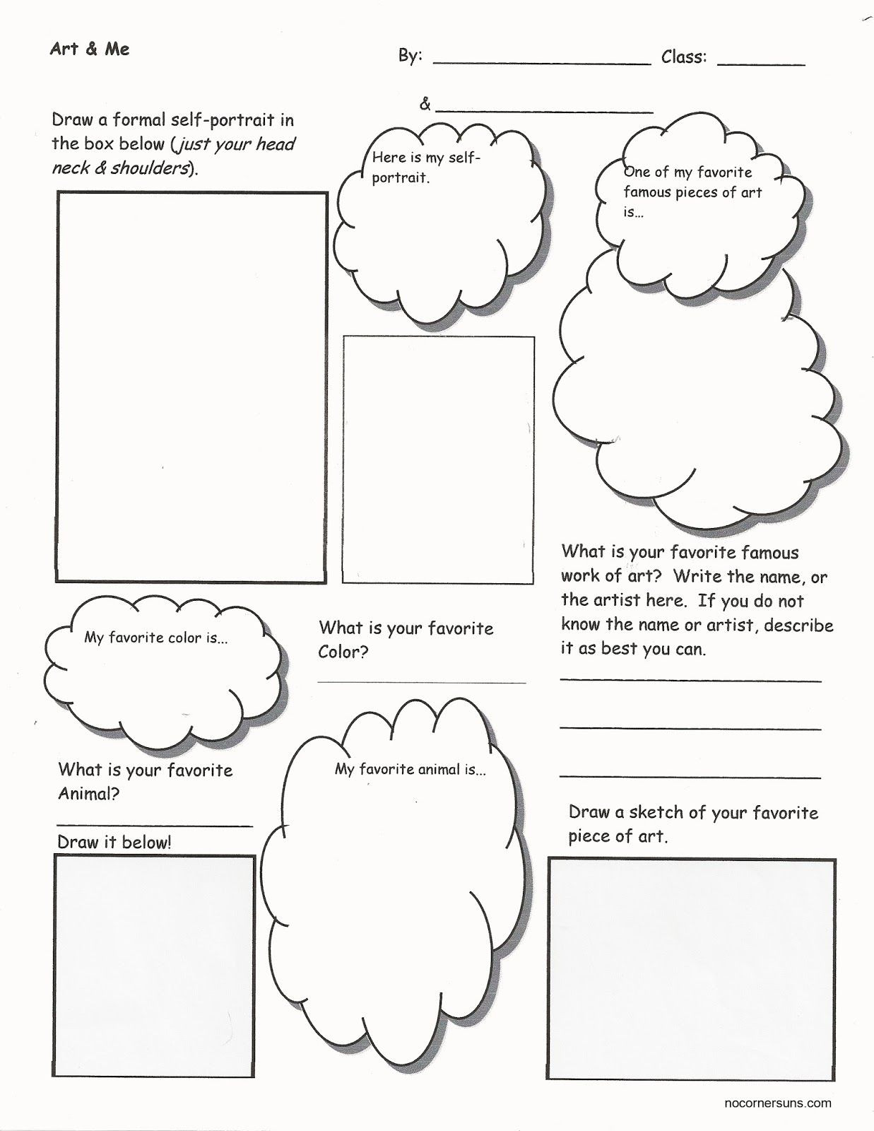 About Me Worksheet High School Worksheet For Kindergarten