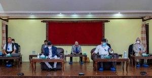 नेकपा विवादमा सहमति खोज्न कार्यदल गठन, को–को परे ?