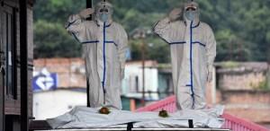 नेपालमा कोरोनाबाट मृत्यु हुनेको संख्यामा रेकर्ड