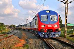 नेपाल आइपुग्यो रेल, हेर्नेको घुइँचो, यसरी गरियो स्वागत (भिडियो)