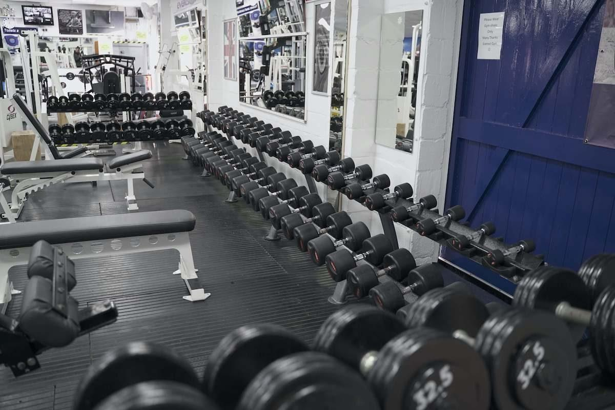 Everest Gym In Sudbury Strength And Conditioning Gym