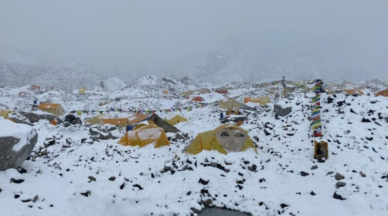 29th May everest
