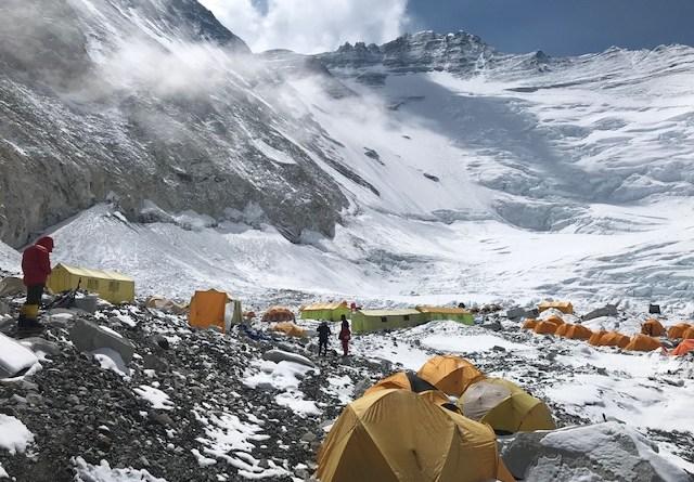 Alpine Ascents Everest