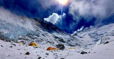 Everest camp 2 javier remon safaris