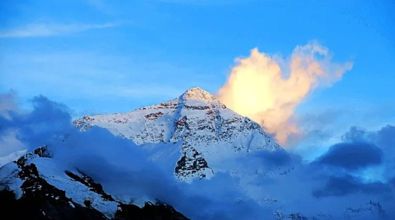 mount everest 30 facts