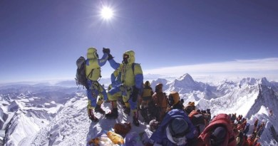 everest summits