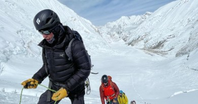 mountain professionals everest 8th